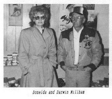 Donelda and Darwin Millham