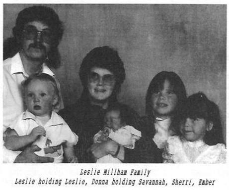 Leslie Millham family Donna Savannah Sherri Ember