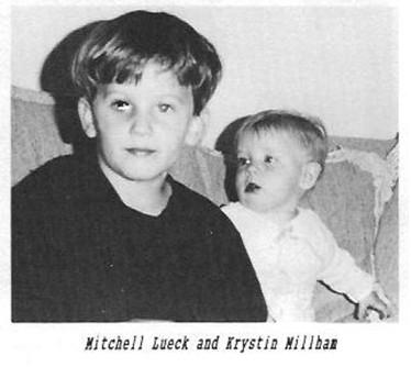 Mitchell Lueck Krystin Millham