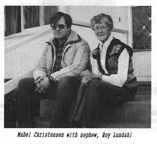 Mabel Christensen Roy Lundahl