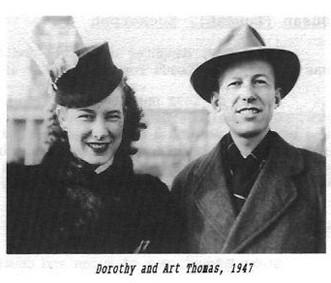 Dorothy Art Thomas