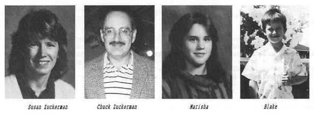 Susan Chuck Marisha Blake Zuckerman