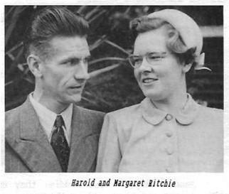 Ritchie Harold Margaret