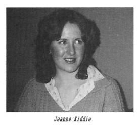 Jeanne Kiddie