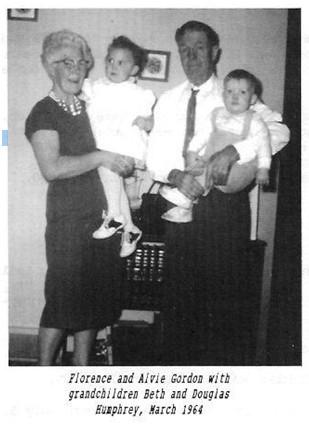 Gordon Florence Alvie Humphrey Beth Douglas