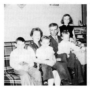 Delmage Ray family