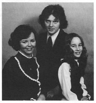 Joanne Delmage family