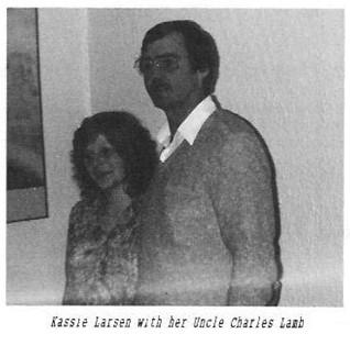 Kassie Larsen Charles Lamb