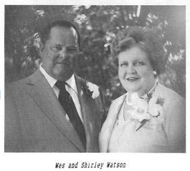 Watson Wes Shirley