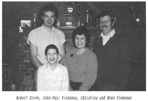 Robert Grove John-Paul Vienneau Christina Ross